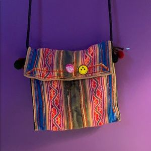 Burning Man Bag